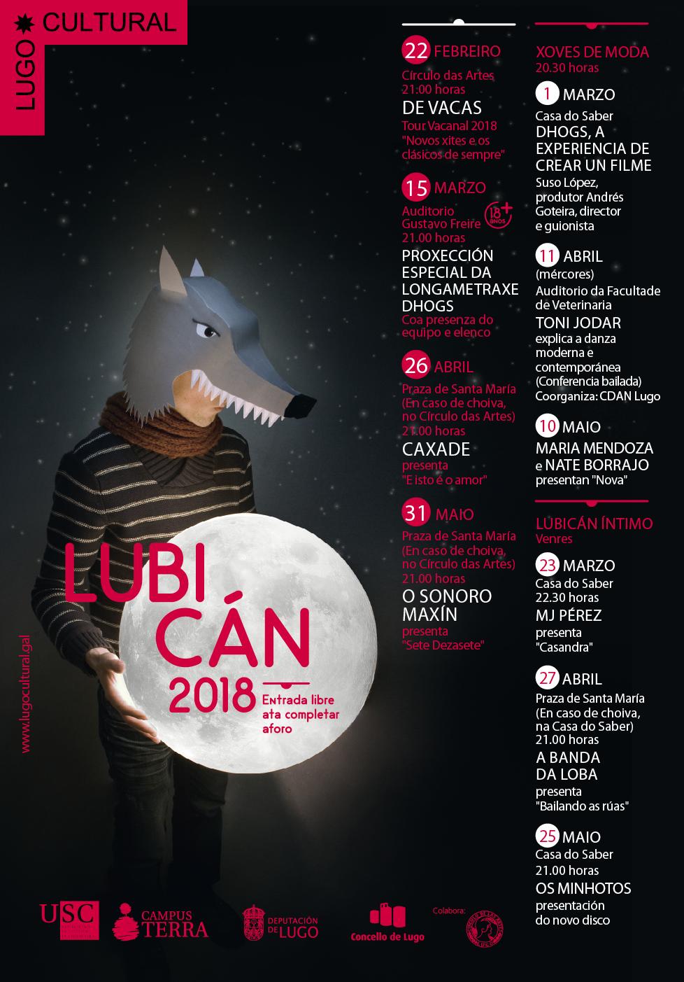 Lubicán 2018