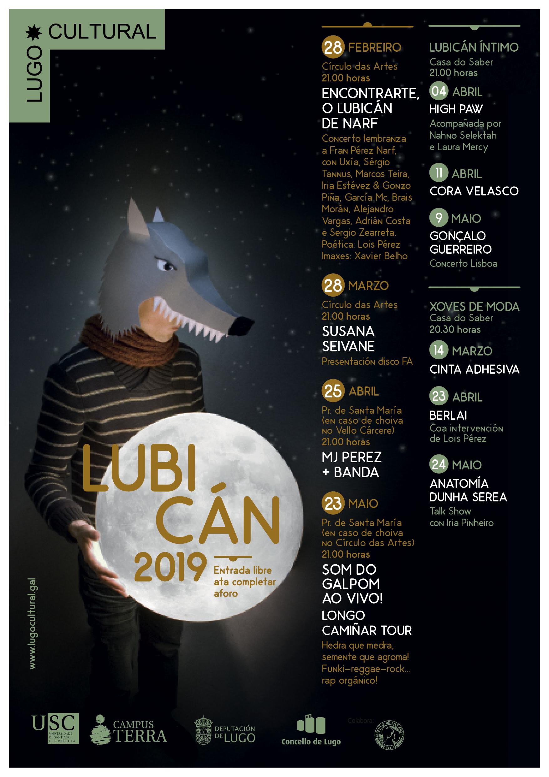 Lubicán 2019