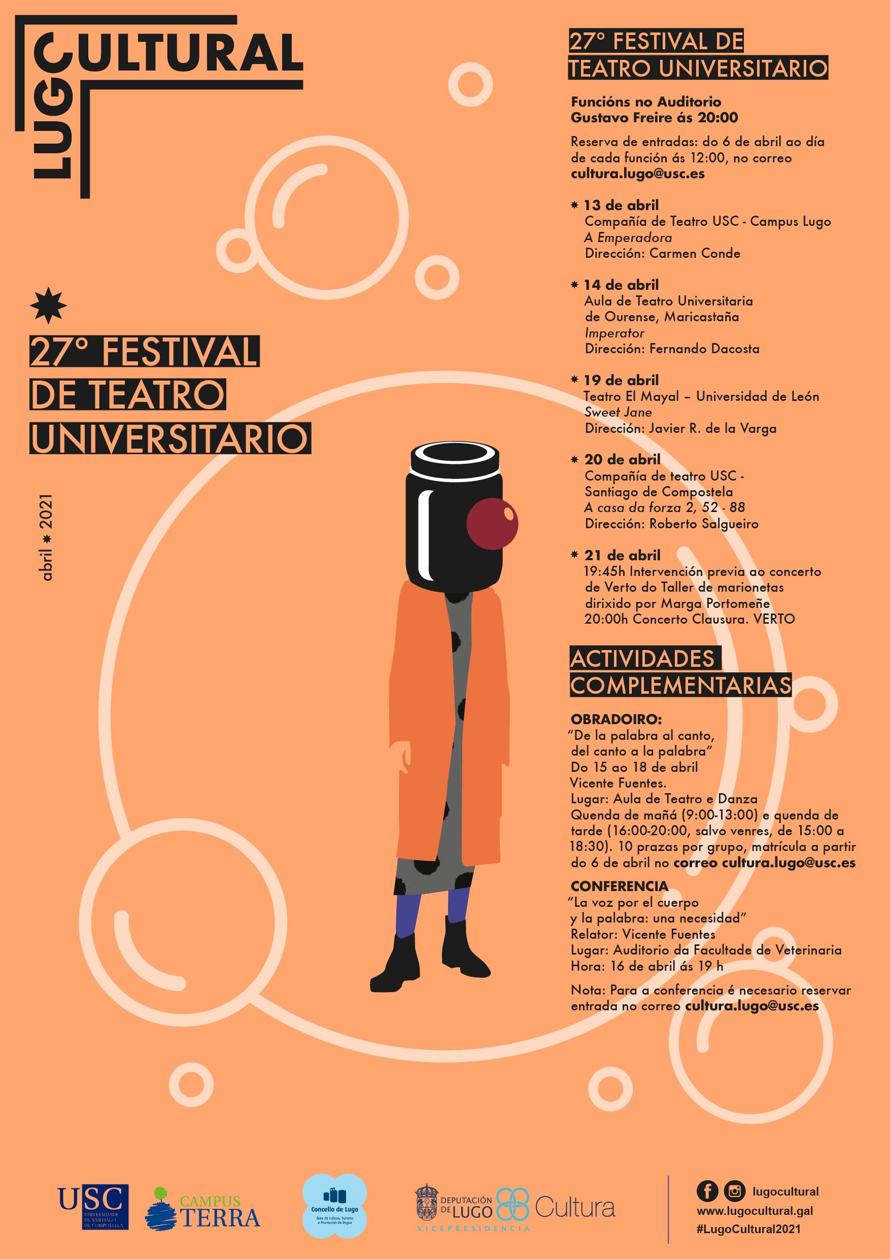 27º Festival de Teatro Universitario