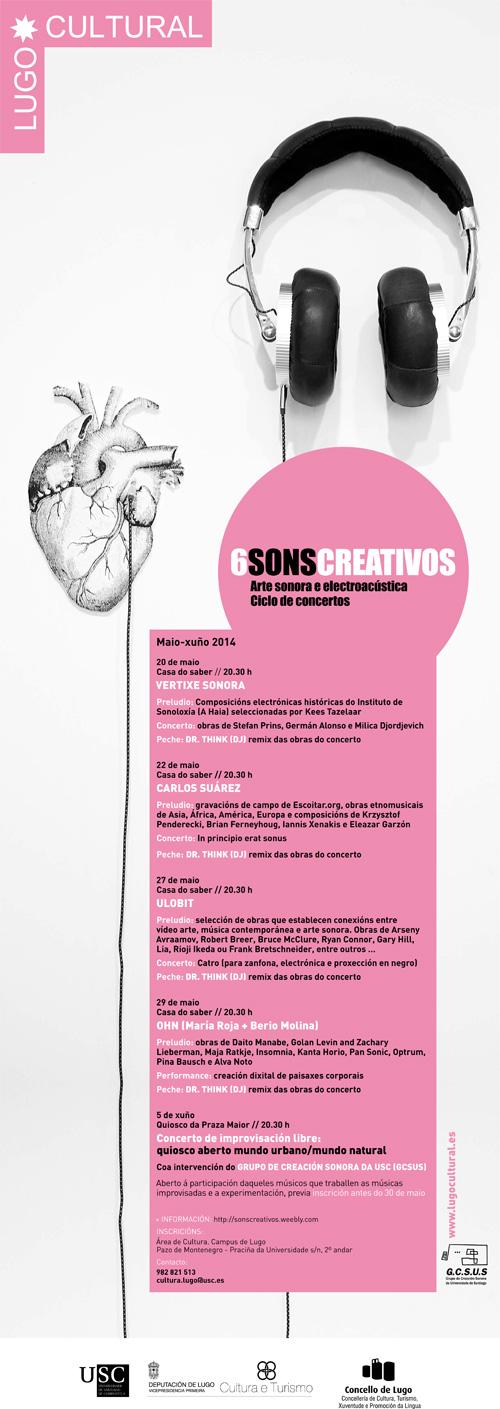 6 Sons Creativos
