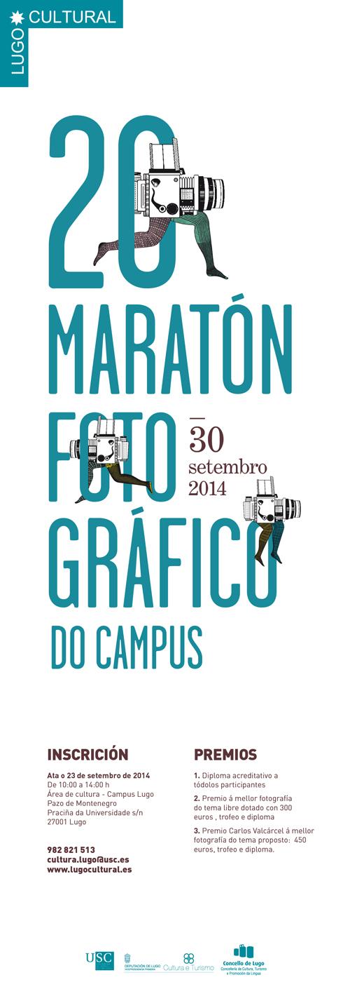 XX Maratón Fotográfico do campus
